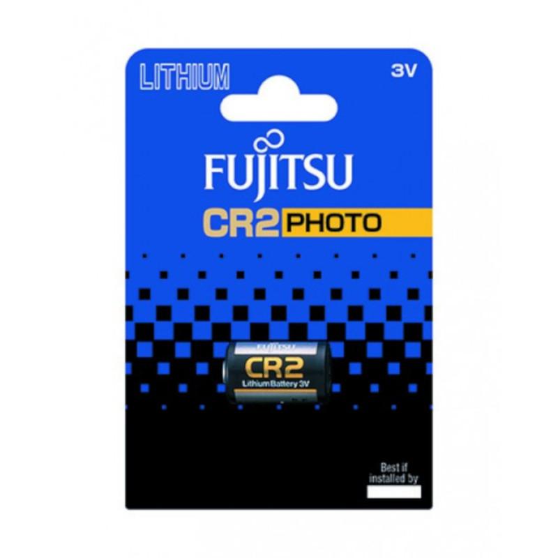 Fujitsu, Batteri, CR2, Lithium (3V) - 1stk.