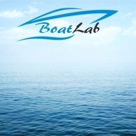 Badeplatform til Motor- & Sejlbåde (45x36 cm) - Rustfri & Teak