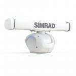 Simrad, Halo 3, Radar, RI-12, Hvid (12-24V) - 1stk.