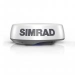 Simrad, Radar, Halo 24, Hvid (Med 5m kabel) - 1stk.