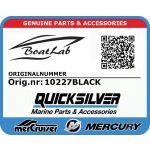 Quicksilver, BB-ALUM BASS V 20 (Orig.nr: 10227BLACK)