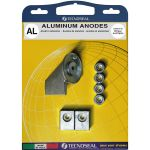 TecnoSeal, Anode kit, Suzuki(40-50Hp), Aluminium - 1 Sæt