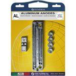 TecnoSeal, Anode kit, Suzuki(90-140Hp), Aluminium - 1 Sæt