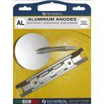 TecnoSeal, Anode kit, Yamaha Kit(60-90), Aluminium - 1 Sæt