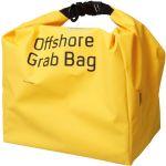1852 Marine, Grab bag, Offshore, Uden indhold, Gul (28x20x40cm) - 1stk.