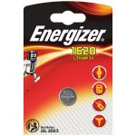 Energizer, Knapbatteri, CR1620, Lithium (3V) - 1stk.
