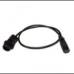 Lowrance, Adapter (Sort 9-Pin (xsonic) Transducer til Hook2) - 1stk.