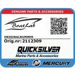 Quicksilver, BRACKET, FLARED (Orig.nr: 2112309)