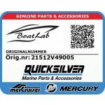 Quicksilver, SUNDECK CUSHION (Orig.nr: 21512V49005)