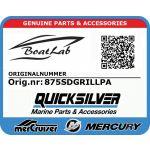 Quicksilver, 875SD GRILL P&A (Orig.nr: 875SDGRILLPA)