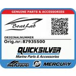 Quicksilver, MANUAL-OPERATION (Orig.nr: 87935500)
