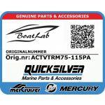Quicksilver, ACTIVE TRIM (Orig.nr: ACTVTRM75-115PA)