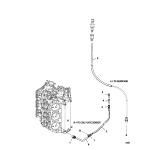 Speedometer/block pressure system