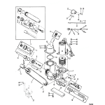 Power trim components(three ram power trim design i)