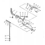 Gear shift linkage