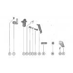 Carburetor choke linkage ( serial no. 1526209 and above)
