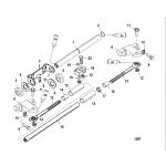 Dual engine tie bar kit