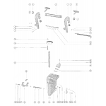 Clamp and swivel bracket assembly