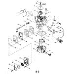 Carburetor assembly - merc 18