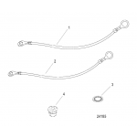 Ground cable kit(899712a01)