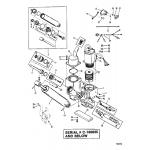 Power trim components(s/n-0c160935 & below)