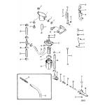 Carburetor linkage choke solenoid