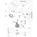 Hydraulic pump and control valve