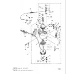 Starter assembly, manual