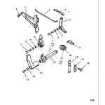 Throttle and shift linkage