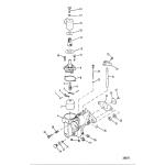 Carburetor assembly(walbro)