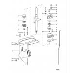 Gear housing(driveshaft)
