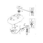 Fuel tank cap and fuel filter