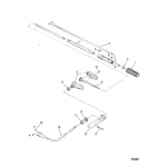 Steering handle assembly(manual)