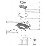 Bottom cowl assembly