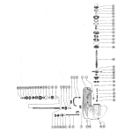 Gear housing assembly (page 1)