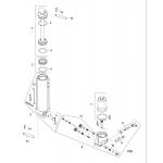 Manual tilt components