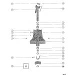 Swivel bracket assembly