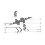 Crankshaft and main bearing assembly