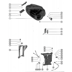 Top cowl assembly