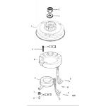 Flywheel and stator, manual