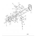 Clamp/swivel bracket(short)(long-0c159199 and below(npt)