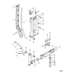 Cowl mounting brackets