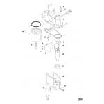 Vapor separator components
