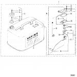 Fuel tank(not original equipment tank)