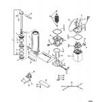 Power trim components(single ram power trim)