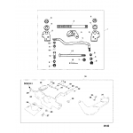 Remote control linkage, design i