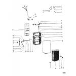 Choke plate and choke linkage(design i)