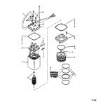 Power trim pump(eaton rectangular motor-0c159199 and below)