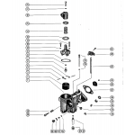 Carburetor assembly (39)
