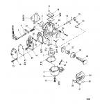 Carburetor(seapro/marathon 10 and 15)